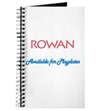 Rowan - Available For Playdat Journal