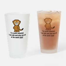 I Can Piss You Off Funny Saying Drinking Glass