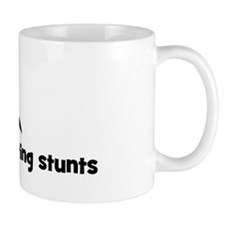 Writing stunts Mug
