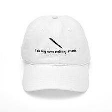 Writing stunts Baseball Cap