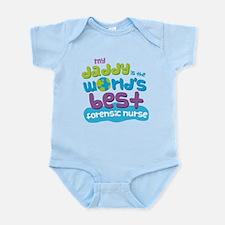 Forensic Nurse Gifts for Kids Infant Bodysuit