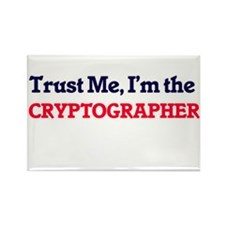 Trust me, I'm the Cryptographer Magnets
