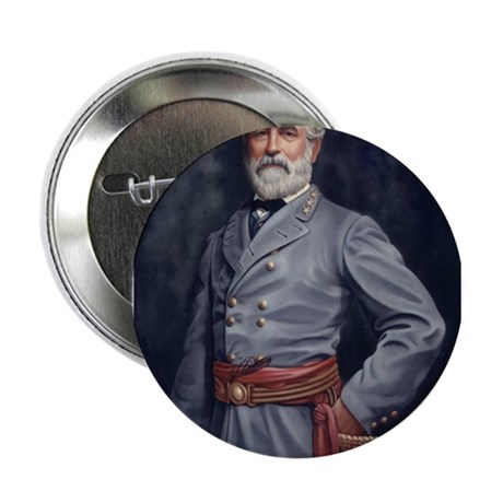 Robert E. Lee - Civil War Button