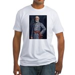 Robert E. Lee - Civil War Fitted T-Shirt