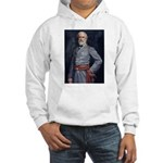 Robert E. Lee - Civil War Hooded Sweatshirt