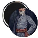 "Robert E. Lee - Civil War 2.25"" Magnet (100 pack)"
