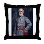 Robert E. Lee - Civil War Throw Pillow