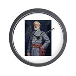 Robert E. Lee - Civil War Wall Clock