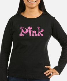Pink (funky) T-Shirt