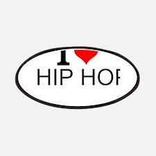 I Love Hip Hop Patch