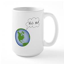 Help The Earth Mug