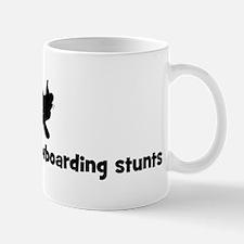 Snowboarding stunts Mug