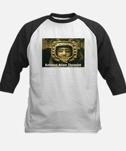 Ancient Aliens Baseball Jersey