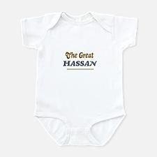 Hassan Infant Bodysuit