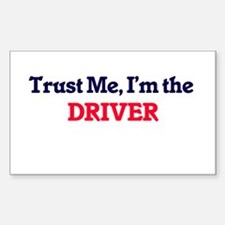 Trust me, I'm the Driver Decal
