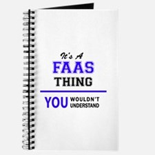 It's FAAS thing, you wouldn't understand Journal