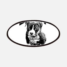 Bully Puppy Patch