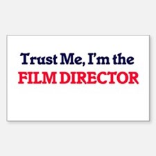 Trust me, I'm the Film Director Decal