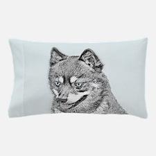 Alaskan Klee Kai Pillow Case