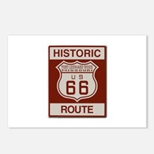 Ft Leonard Wood Route 66 Postcards (Package of 8)