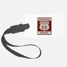 Ft Leonard Wood Route 66 Luggage Tag