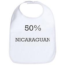 50% Nicaraguan Bib