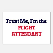 Trust me, I'm the Flight Postcards (Package of 8)