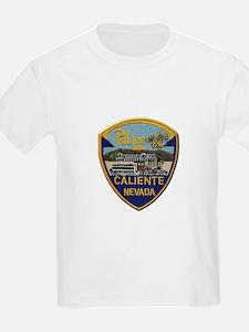 Caliente Police T-Shirt