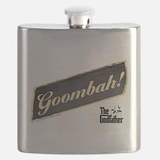 Godfather-Goombah Flask