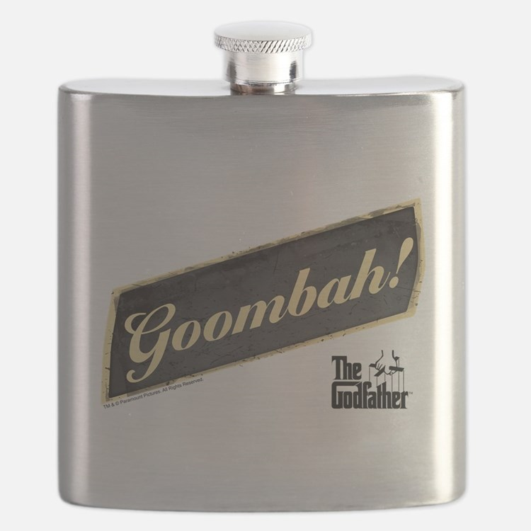 Godfather-Goombah Flask