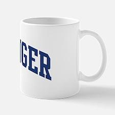 FLICKINGER design (blue) Mug