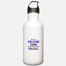It's FALCON thing, you Water Bottle