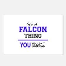 It's FALCON thing, you wo Postcards (Package of 8)