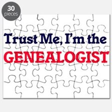 Trust me, I'm the Genealogist Puzzle