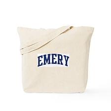 EMERY design (blue) Tote Bag