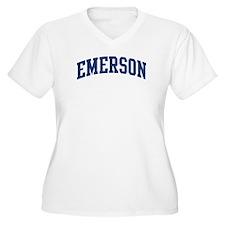 EMERSON design (blue) T-Shirt