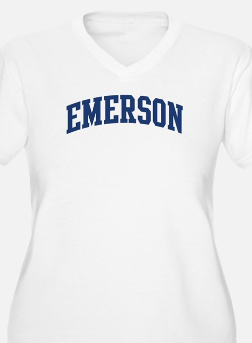 EMERSON design (blue) T-Shirt