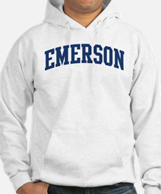 EMERSON design (blue) Jumper Hoody