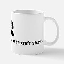 Personal Watercraft stunts Mug