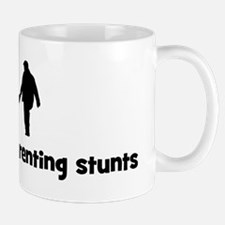 Parenting stunts Mug