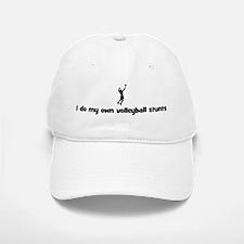 Mens Volleyball stunts Baseball Baseball Cap