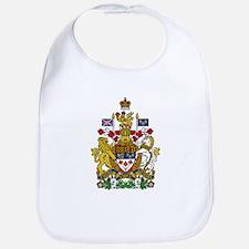 Canada Coat Of Arms Bib