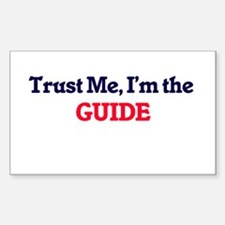 Trust me, I'm the Guide Decal
