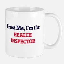 Trust me, I'm the Health Inspector Mugs