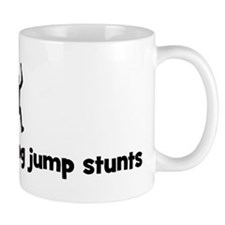 Long Jump stunts Mug