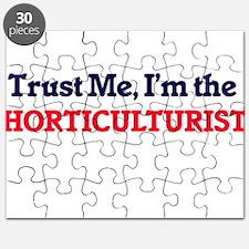 Trust me, I'm the Horticulturist Puzzle