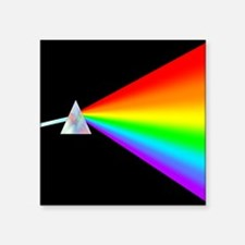 Rainbow Prism Sticker
