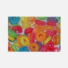 Fruity Cereal Magnets