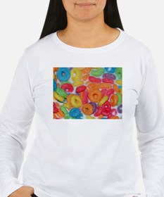 Fruity Cereal Long Sleeve T-Shirt