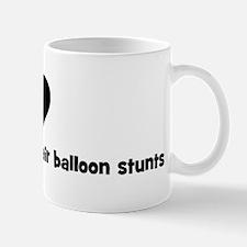 Hot Air Balloon stunts Mug